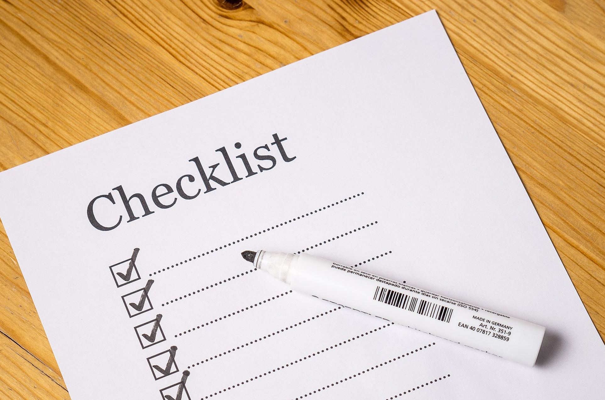 Article Credibility Checklist