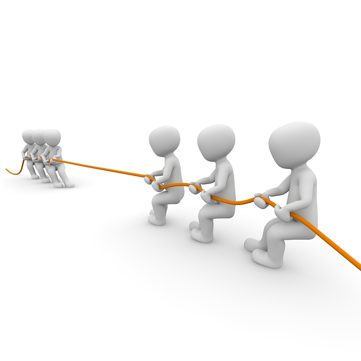 tug-of-war-program evaluation