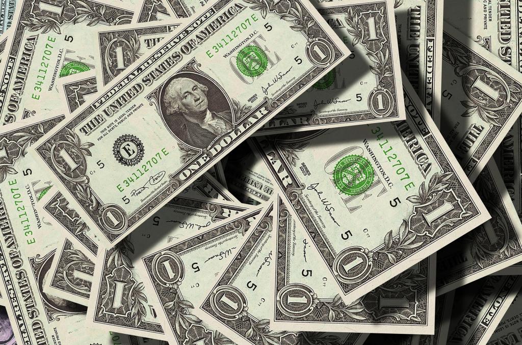 One Dollar Bill Notes